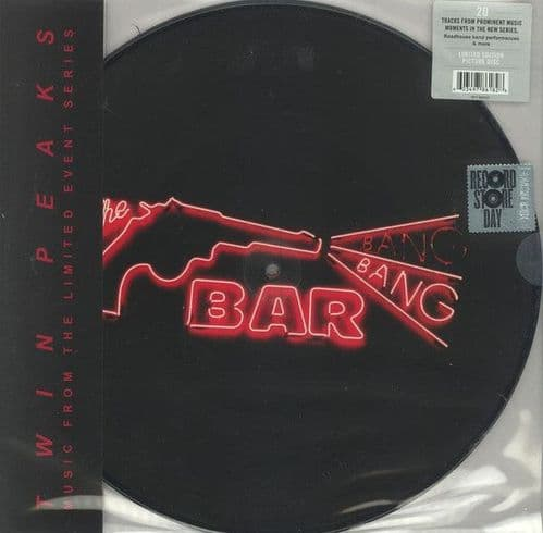 Various<br>Twin Peaks (Music From The Limited Event Series)<br>2LP, Comp, Ltd, Picture Disc